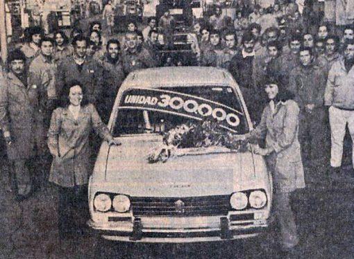 Todos los Peugeot que se hicieron en la Argentina
