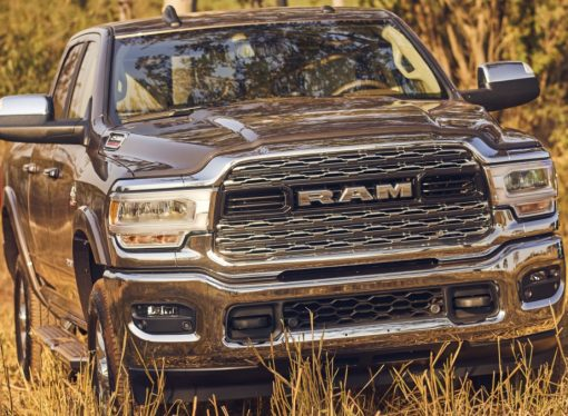 Ram lanza la nueva 2500 Heavy Duty