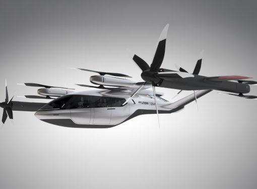 Hyundai se asocia con Uber para creas taxis aéreos