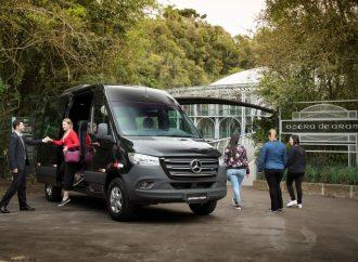 Record de envíos a Brasil para la Mercedes Sprinter