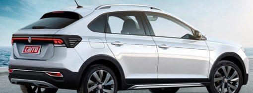 Así será el Nivus, el SUV de Volkswagen basado en el Polo