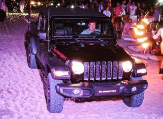 Jeep mostró la Gladiator que llegará a fin de año