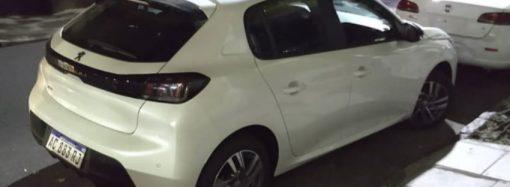 Cazan al nuevo Peugeot 208 nacional sin camuflajes