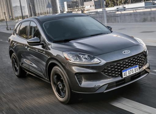 Ford anticipa la configuración del Kuga híbrido