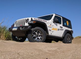 Contacto off road: Jeep Wrangler y RAM 2500