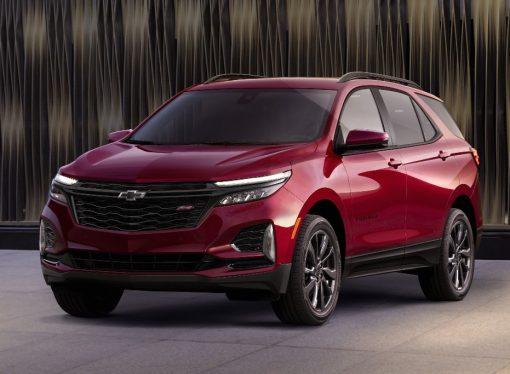 Chevrolet rediseña el Equinox en Estados Unidos