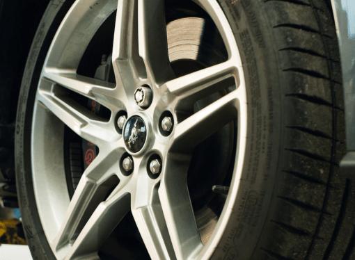 Ford diseña tuercas de seguridad con patrones únicos para evitar robos