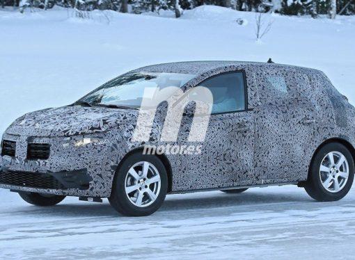 Renault prepara la nueva generación de los Sandero y Logan