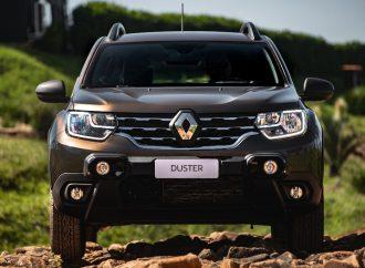 Esta es la nueva Renault Duster regional (llega en el segundo semestre)
