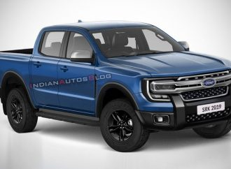 La futura Ford Ranger podría sumar un SUV en Pacheco