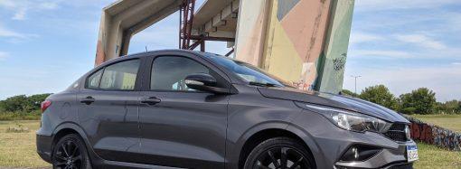 Prueba: Fiat Cronos Centenario