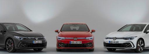 VW Golf VIII: así son las versiones GTI, GTD y GTE