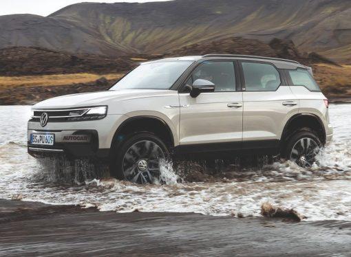 Volkswagen tendrá su propia Defender eléctrica