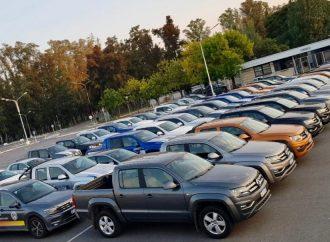 Coronavirus: Volkswagen y Ford ponen a disposición su flota