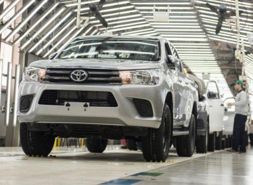 Coronavirus: Toyota podría producir respiradores en la planta de Zárate