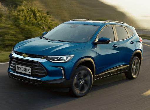 Así es la nueva Chevrolet Tracker brasileña