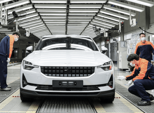 Coronavirus: China reinicia la producción de autos