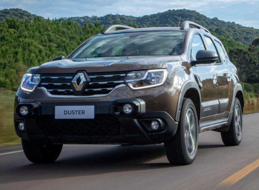 La nueva Renault Duster ofrecerá motor turbo y 4×4