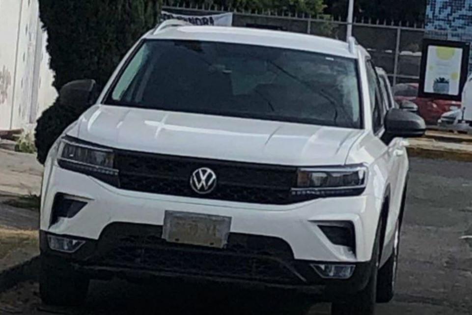 El Volkswagen Tarek comienza a mostrar su imagen regional
