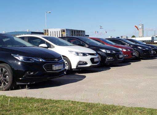 Coronavirus: General Motos entregó 20 vehículos al Gobierno de Santa Fe