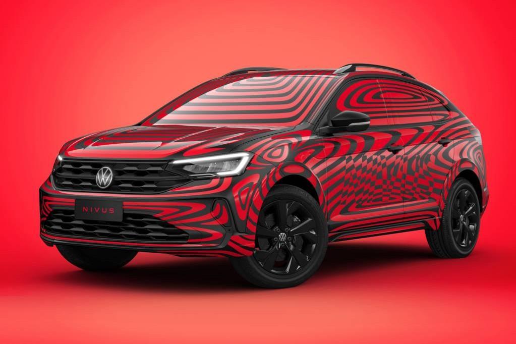 Volkswagen libera más información del Nivus