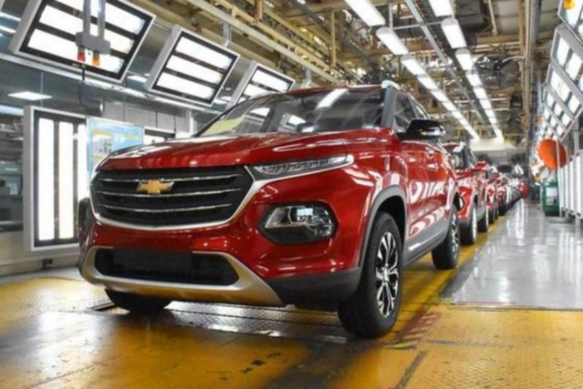Chevrolet también se mete en el segmento de los mini SUV