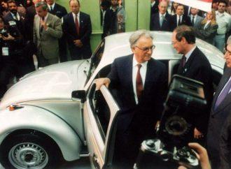 Fusca Itamar: la historia de cómo un presidente revivió al VW Escarabajo