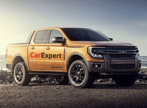 La futura Ford Ranger podría sumar un V6 y un híbrido