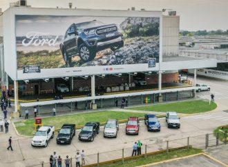 Ford reanuda hoy la producción en Pacheco