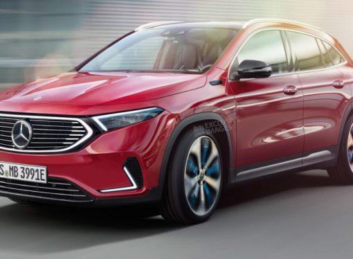 EQA: así será el Mercedes eléctrico más pequeño