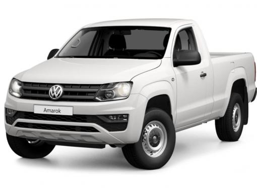 Volkswagen ya no vende la Amarok cabina simple