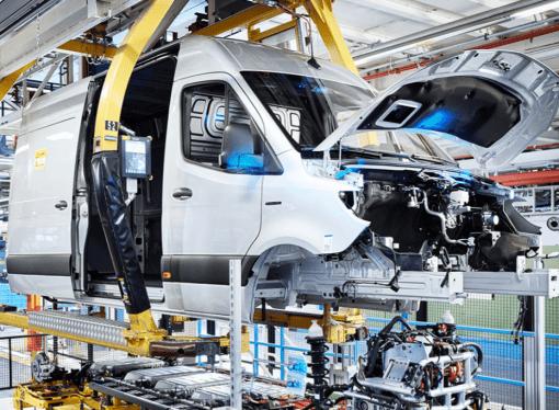 Mercedes reinicia la producción en Virrey del Pino