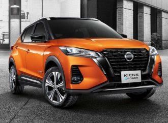 Nissan muestra el rediseño del Kicks en Tailandia