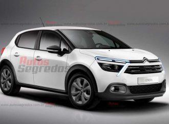 Así será el reemplazante del Citroën C3 Mercosur