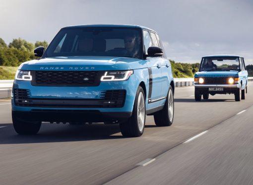 Range Rover festeja su 50 aniversario