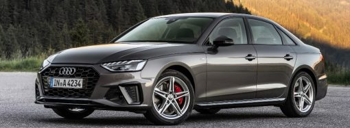 Audi lanza el rediseño del A4