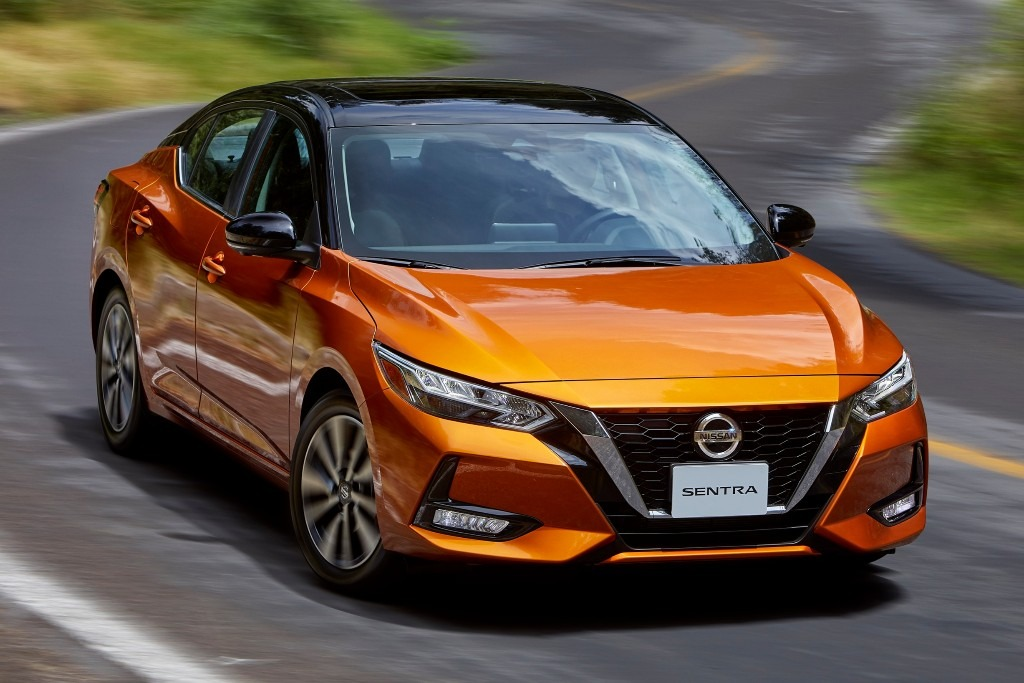 Nissan presentó el nuevo Sentra que llegará a la Argentina