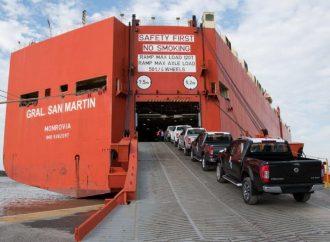 Nissan vuelva a exportar la Frontier a Brasil