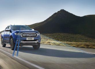 Cómo funcionan las ayudas a la conducción de Ford