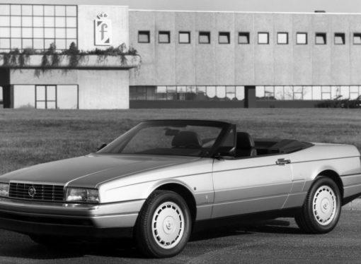 Allanté, el Cadillac hecho por Pininfarina que resultó un fracaso