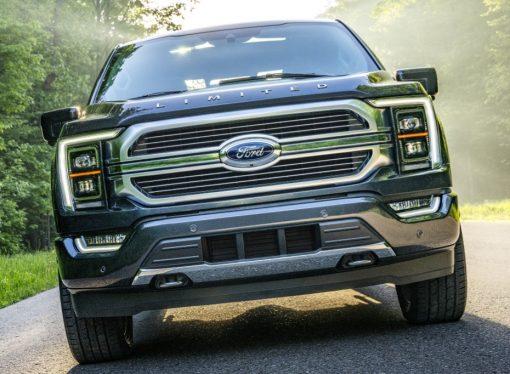 Ford lanza la nueva generación de la F-150 en EE.UU.