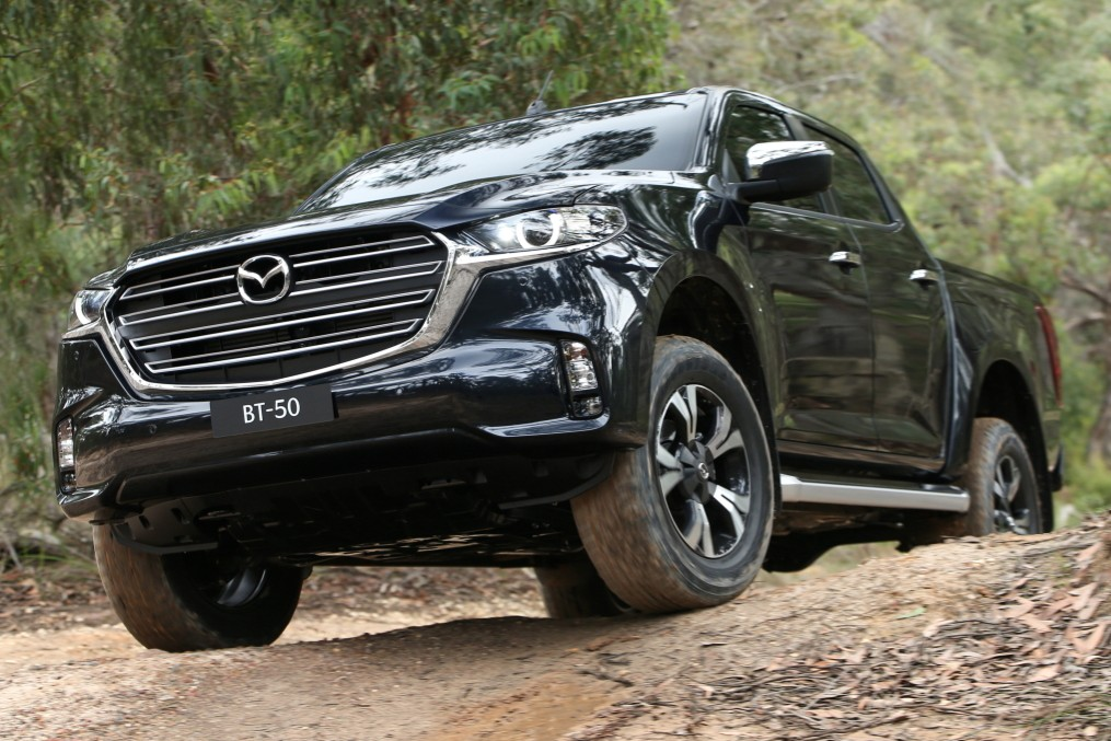 Así es la pick up de Mazda (sin Ford, pero con Isuzu)