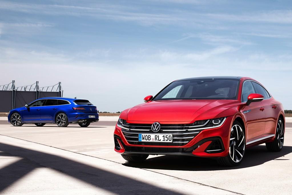 Volkswagen Arteon: rediseño y nueva carrocería familiar