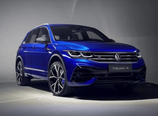 Volkswagen renueva el Tiguan europeo