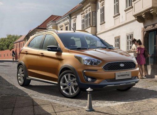 Ford lanza el rediseño del Ka