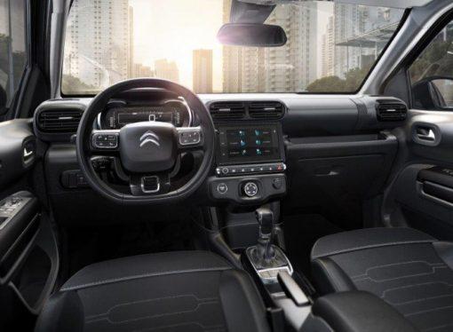 Citroën muestra el interior del renovado C4 Cactus