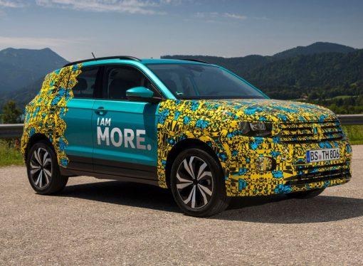 El VW T-Cross llegará a mediados de 2019