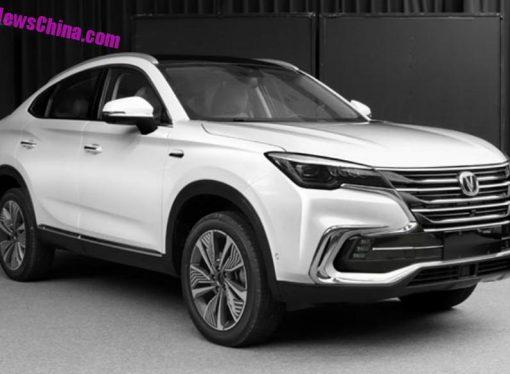 Una moda que crece en China: los SUV sedán