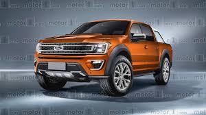 Ford estaría pensando en una pick up compacta