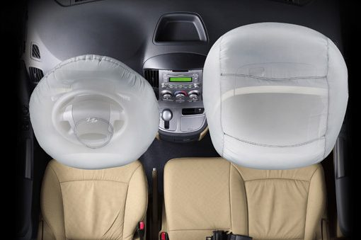Los más caros con doble airbag (lo que exige la ley)